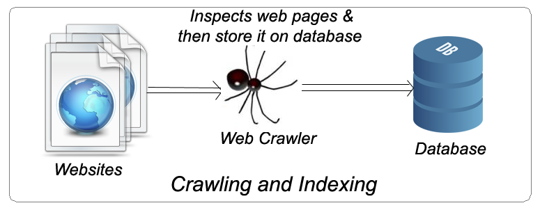 Crawling & Indexing Process